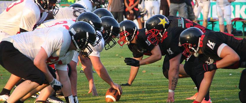 Pongau Ravens vs. Pinzgau Devils vom 24. August 2012 (Foto: Quelle: Klaus Vorreiter; Freier Journalist/Pressefotograf)